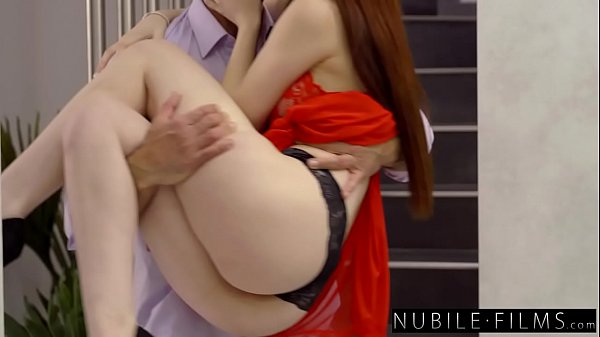 NubileFilms- Creaming His Girlfriends Hot Young Daughter S31:E9 Thumb