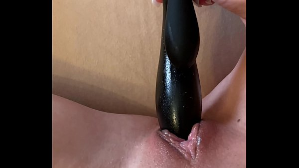 Teeny masturbates the first time with a vibrator and comes hard!