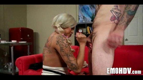 Tattooed emo whore 469