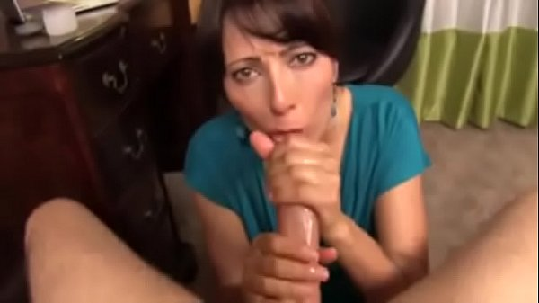 Zoey handjob and blowjob