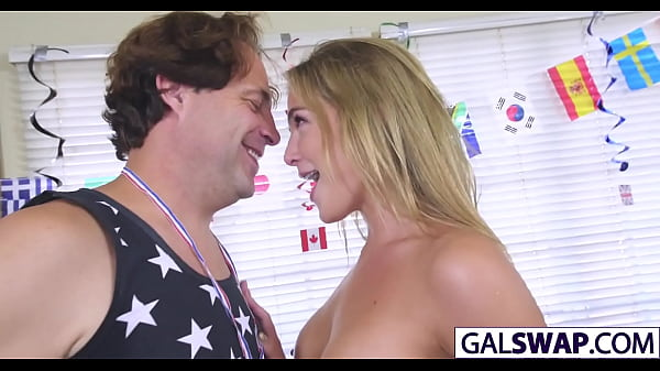 Dirty Dads Swapping Teens Blair And Maya