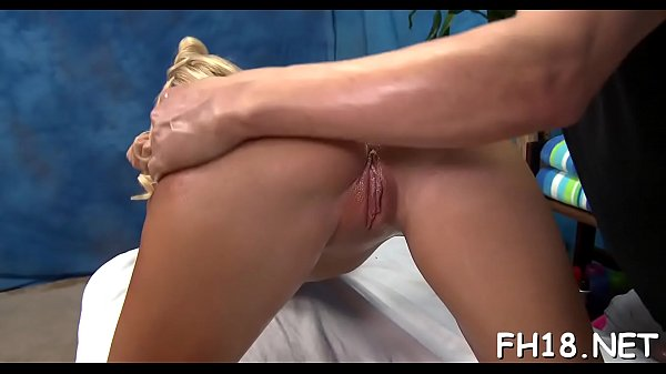Cute 18 year old angel gets fucked hard by her massage therapist