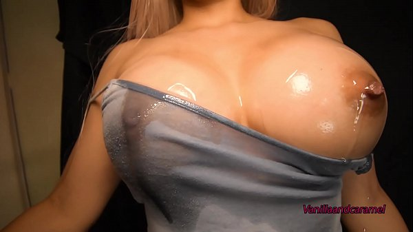 Busty Blonde Oils And Strips For You - Amateur ...