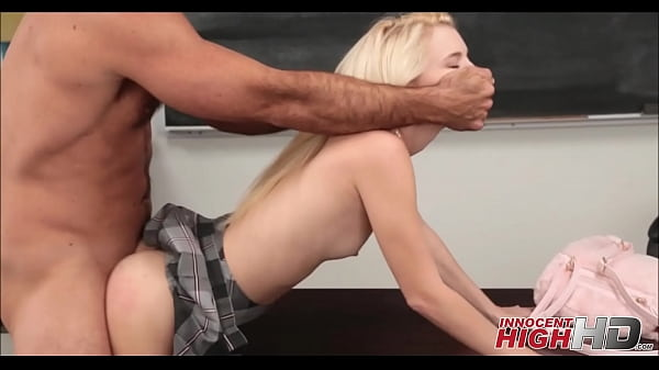 Tiny Blonde h. Teen Fucked By Teacher