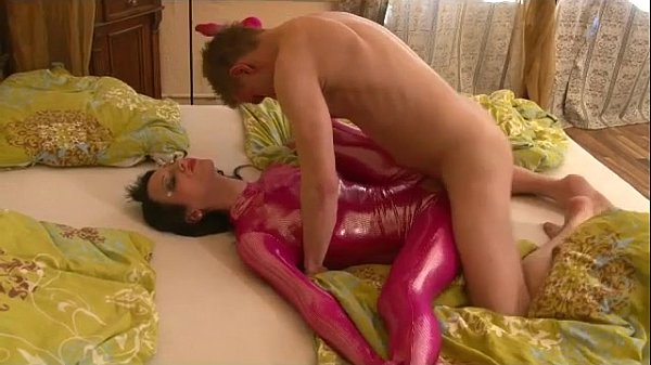 spandex sex with my real flexi doll