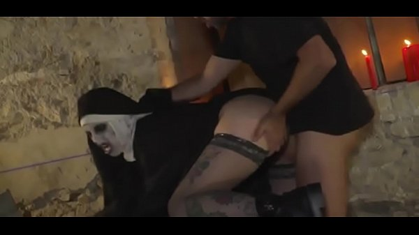 The Nun Creepy Horror Porn Video For Halloween - XVIDEOS.COM