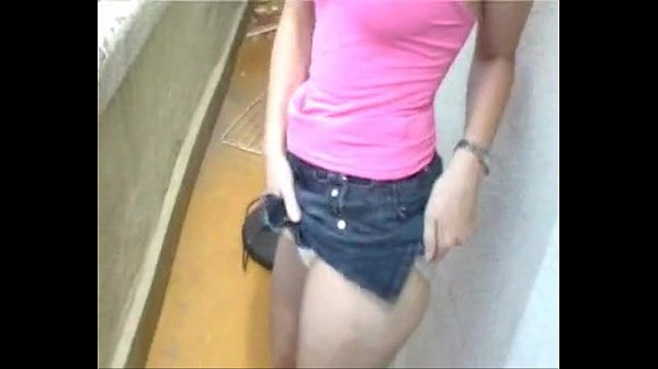Girl Showing Her Diaper Panty