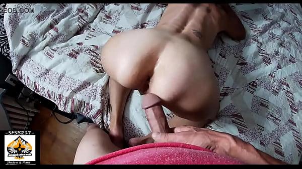 Sexy Mom Has A Noisy Pussy Doggystyle Creampie