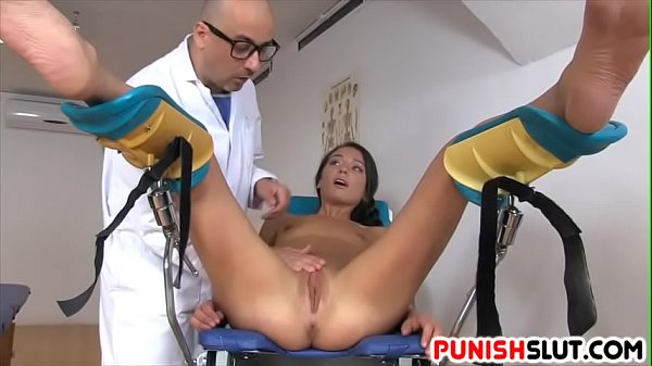 Teen Stapped Up And Anal Fucked By Kinky Doctor