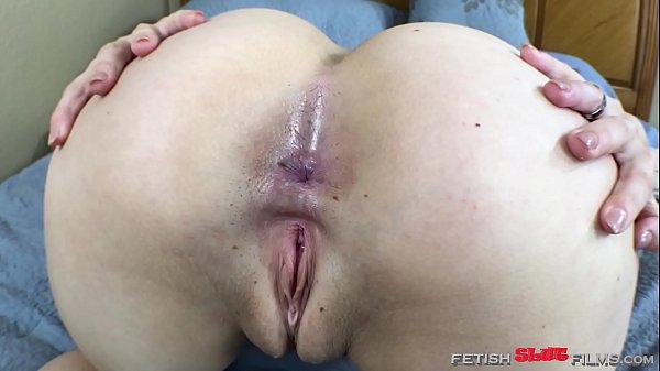 Big Tit Blonde Teen Jade Amber Spreads Her Puss...