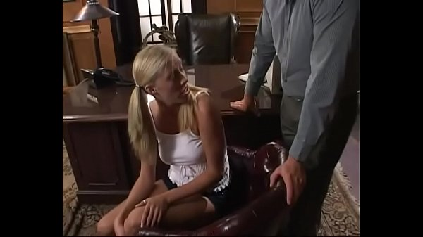 Cassie Young fuck the old man in school