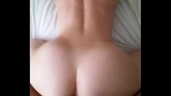 My woman throwing her pussy back on my hard cock