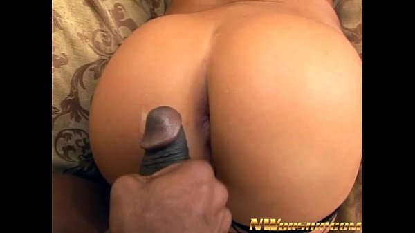 Big Booty Anal Interracial