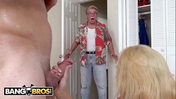 BANGBROS - Nooooo! (Caught My Daughter Carmen Caliente Sucking A Dick)