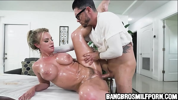 Hot milf gets a special treatment - milf porn