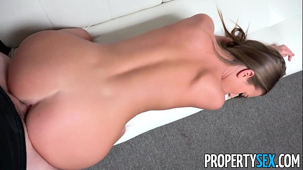 PropertySex - Young real estate agent interviews for job at top agency