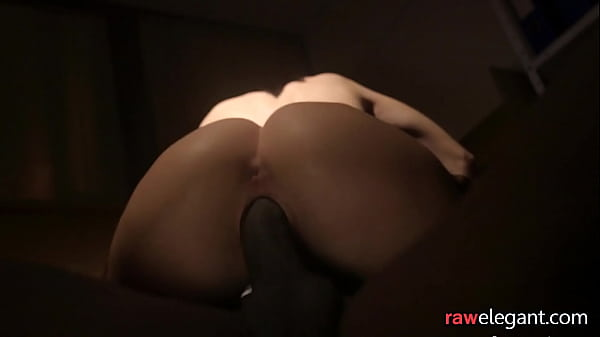 European milf bent over and drilled by BBC