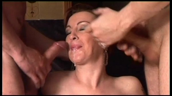 Two hot milfs for two horny cocks!