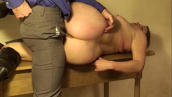 Big ass secretary lets boss fuck her pussy -  Erin Electra Thumb