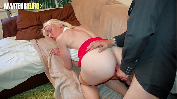 AMATEUR EURO - Hot MILF Gets Anal From Her New Friend - Cameron St. Claire