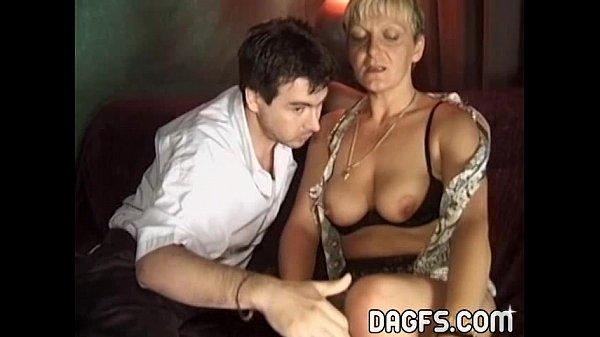 MILF got some hard anal sex