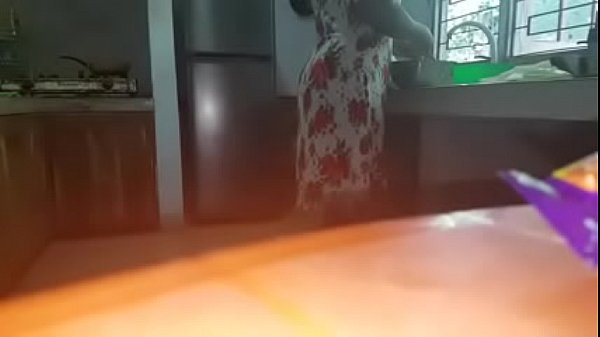 SL MilF Wife Fuck At Kitchen