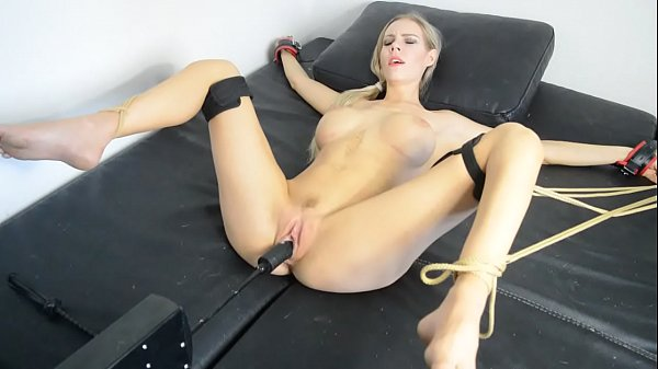 florane russell tied up and useing fuck machine Thumb