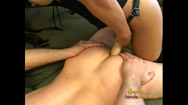 Gorgeous Asian hussy enjoys drilling her horny man with a strap-on