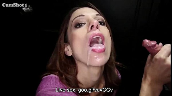 Gloryhole Secrets 32 loads of cum in her mouth ...
