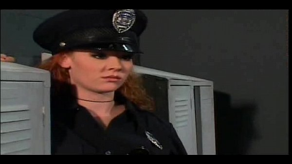 Audrey Hollander Latex Cop