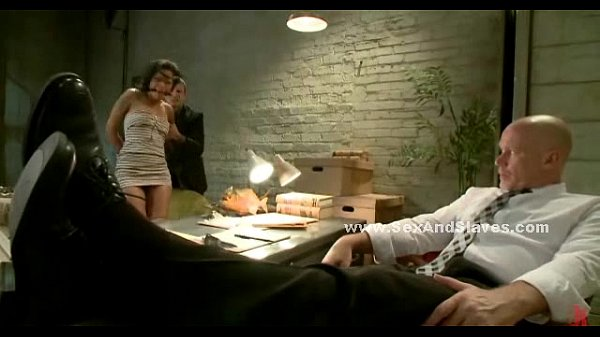 Indonesian sex slave threesome bdsm sex