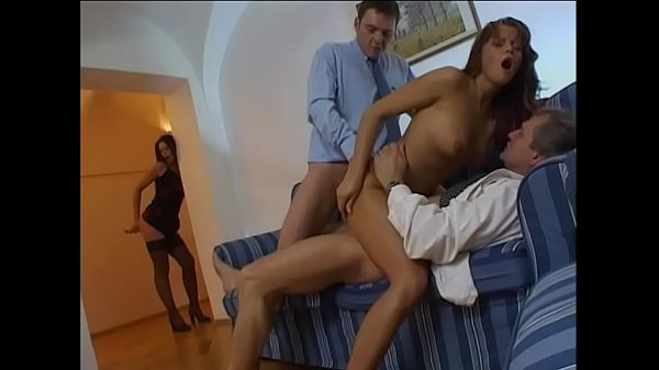 Hard amateur fuck on business-action