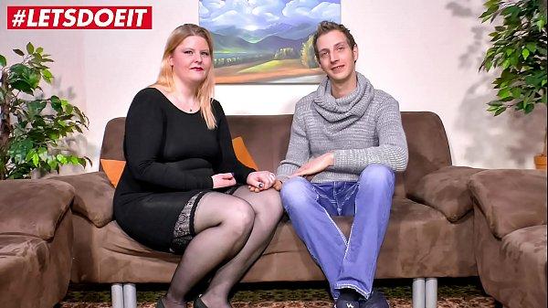 German BBW Amateur in Private Real Sextape