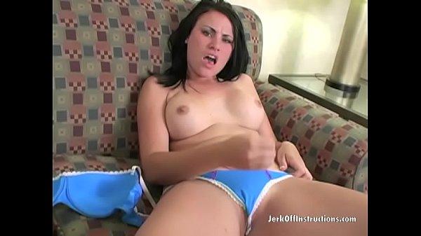 Jerking it for step mommy Ashli Ames - Jerk Off...