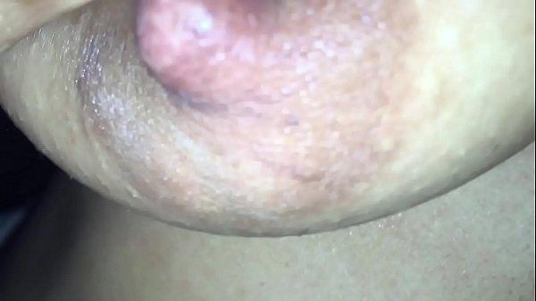 lovely nipples of my horny wife, enjoys cumming...