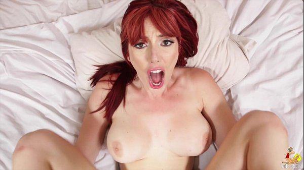Busty Redhead Lauren Phillips Fucked in POV
