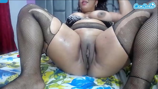 BBW Teen Latina Squirt