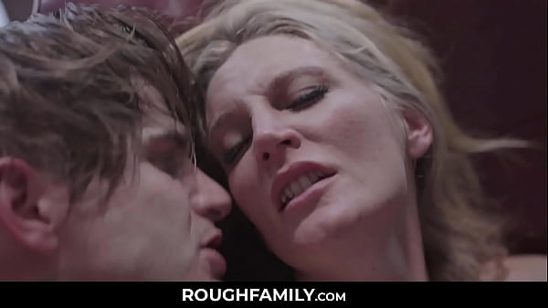 Mom Loves her Son - RoughFamily.com