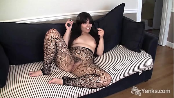 Asian Beauty From Yanks Hermine Haller Masturbates