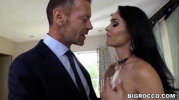 Rocco fucks Adriana Chechik and Jasmin Caro wild