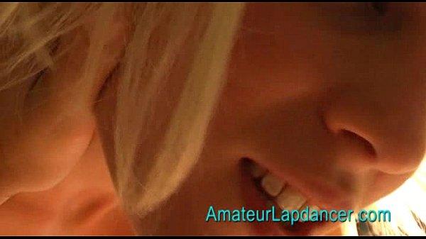 Lapdace and blow job by 20yo czech amateur Sandra