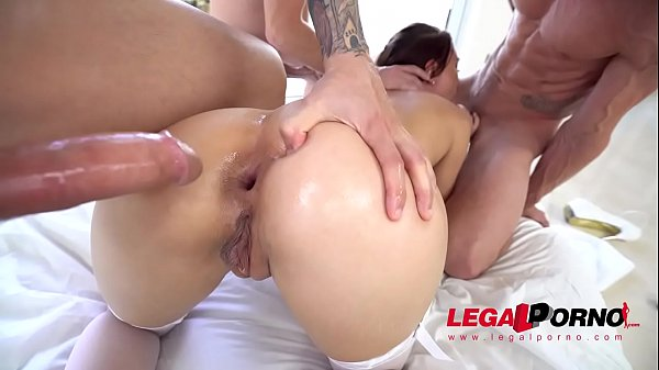 Super Nympho Aidra Fox takes 3 dicks filling every hole a MUST SEE!!!!!!! Thumb