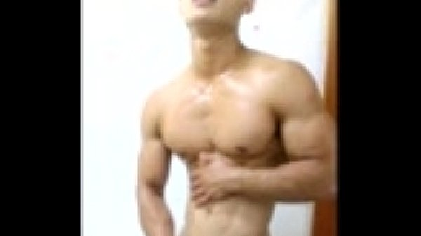 Bodybuilders naked asian male understand this question