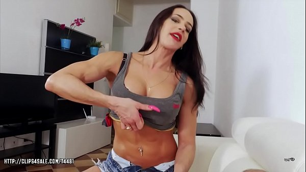 Angelina Elise - ABS Addicted Handjob