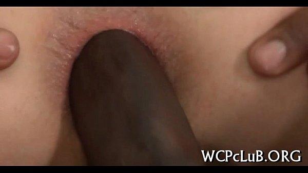 Watch sexy interracial screw