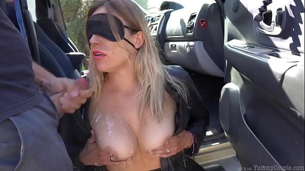 Stop The Car & Cum All Over Me! HUGE Cumshot yu...
