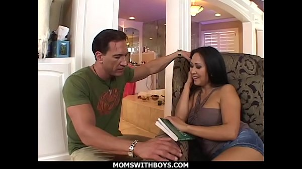 MomsWithBoys - Hot Asian Wife Tight Mouth And P...