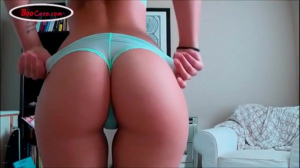Hot Amateur American Milf Has One Juicy Big Ass Booty! JOI