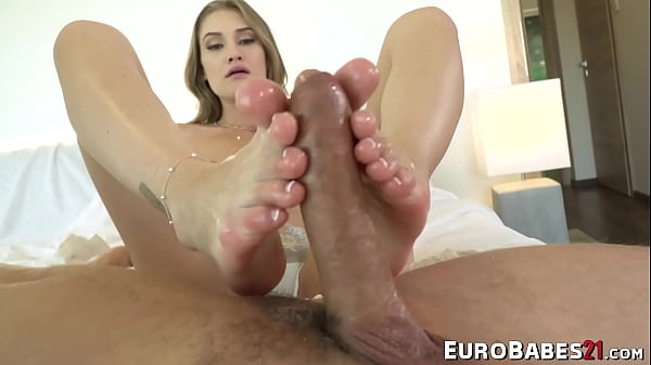 Tiffany Tatum feet licked and anal drilled by Kristof Cale Thumb