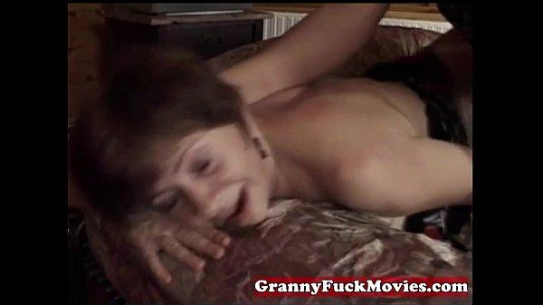 Granny pounding y. tasty dick